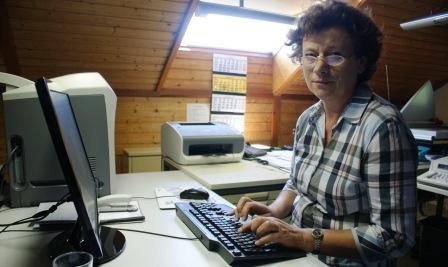 Gemeindesekretärin
